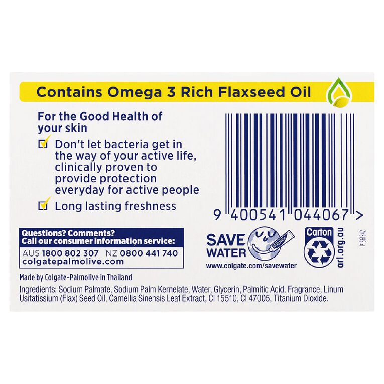 Protex Soap Antibacterial Active 90g, , hi-res