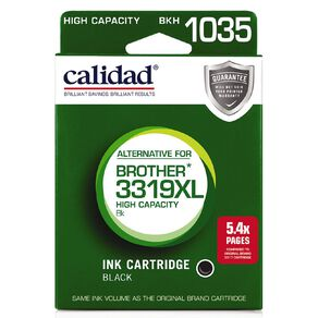 Calidad Brother LC3319XL Black