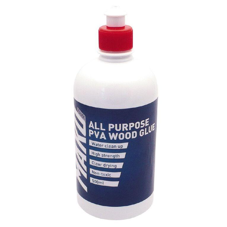 Mako Wood Glue 500ml, , hi-res