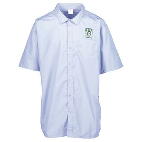 Schooltex Murupara Area Short Sleeve Shirt with Embroidery