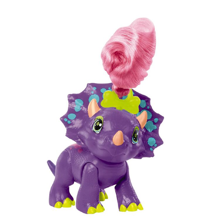 Cave Club Baby Dino Crystals Glow in the Dark Assorted, , hi-res