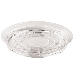 Kiwi Garden Plastic  Transparent Saucer 30cm