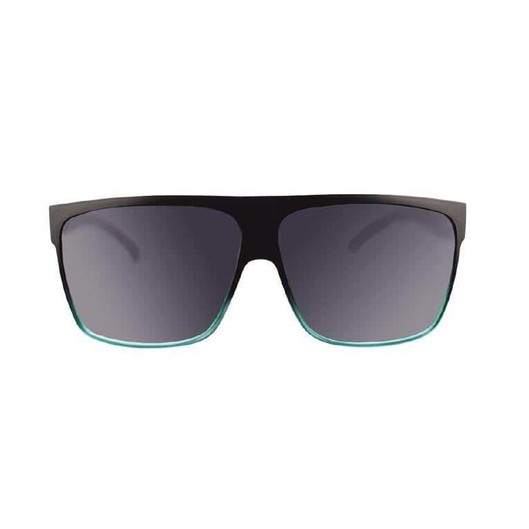 Unisex Sunglasses, Black/Green, hi-res