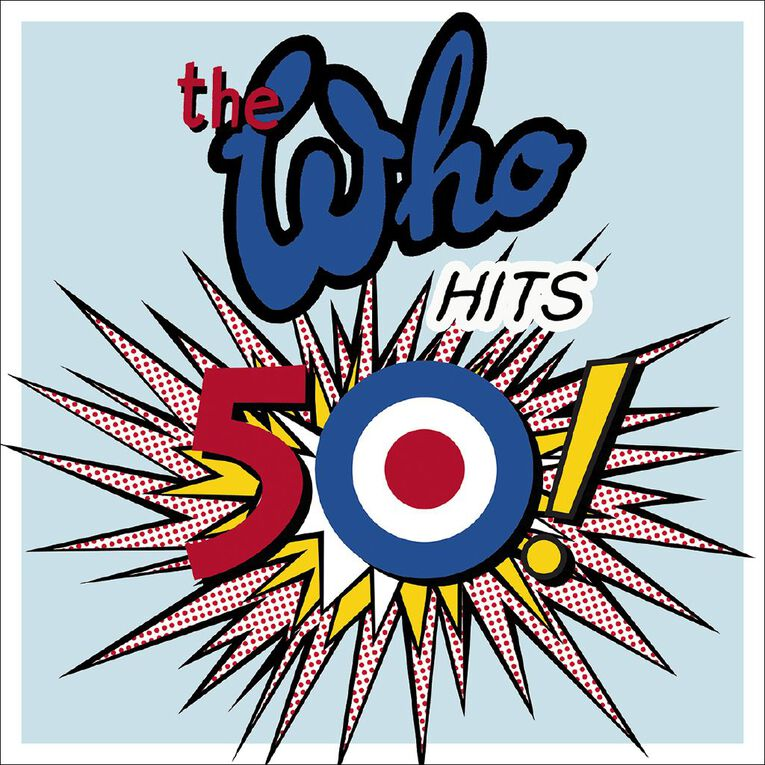 The Hits 50 Vinyl by The Who 2Record, , hi-res
