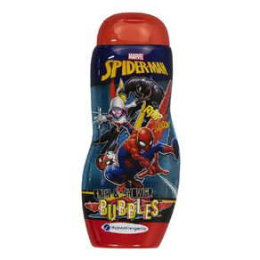 Marvel Spider-Man Bath & Shower Bubbles 400ml