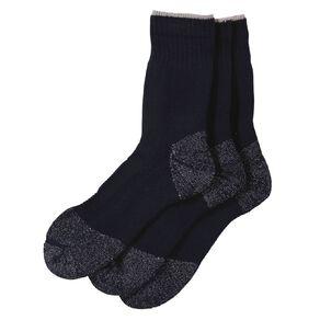 Rivet Men's Steelcap Work Socks 3 Pack