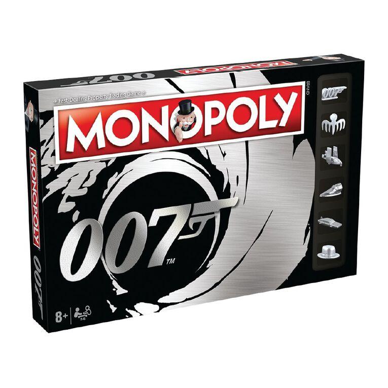 James Bond Monopoly, , hi-res