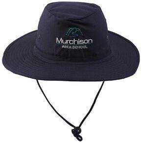 Schooltex Murchison Area Aussie Hat with Embroidery