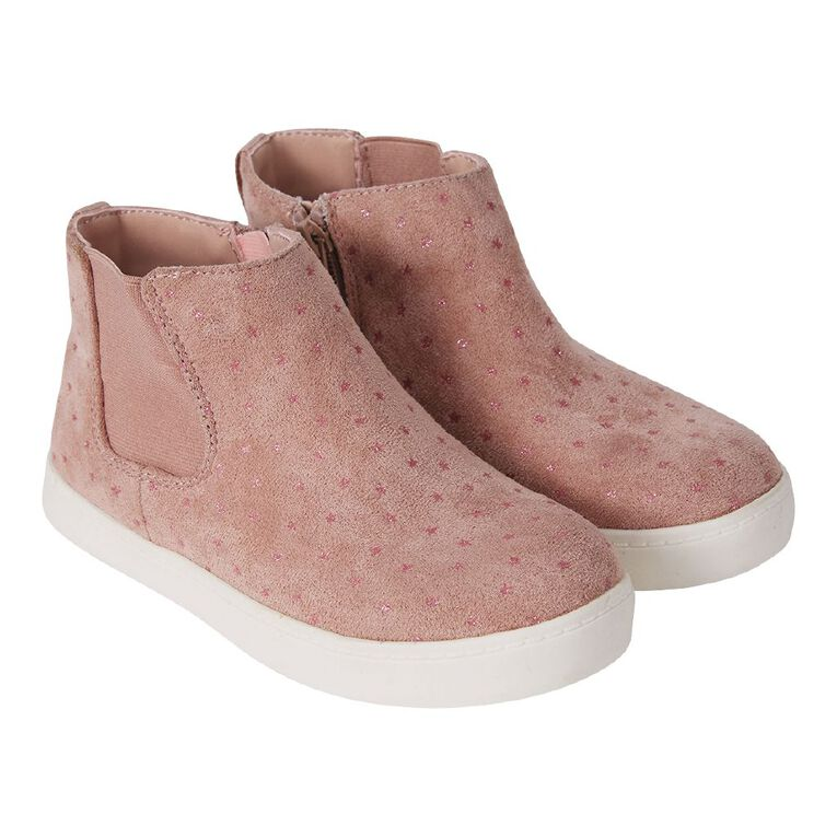 Young Original Kids' Star Boots, Pink, hi-res