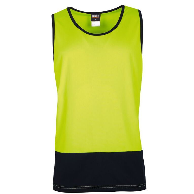 Rivet Compliant Fluoro Singlet, Yellow, hi-res image number null