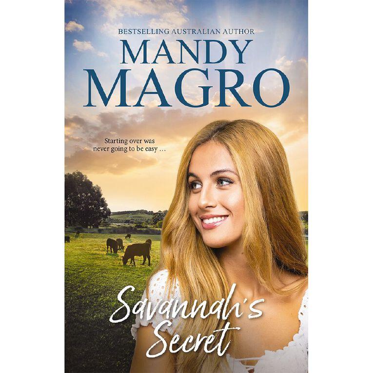 Savannah's Secret by Mandy Magro, , hi-res