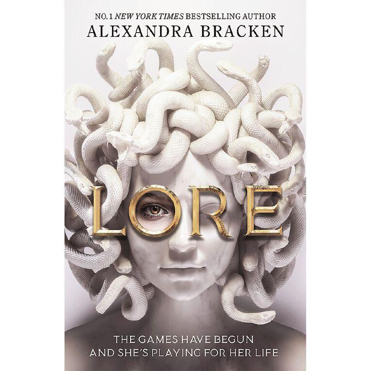 Lore by Alexandra Bracken, , hi-res