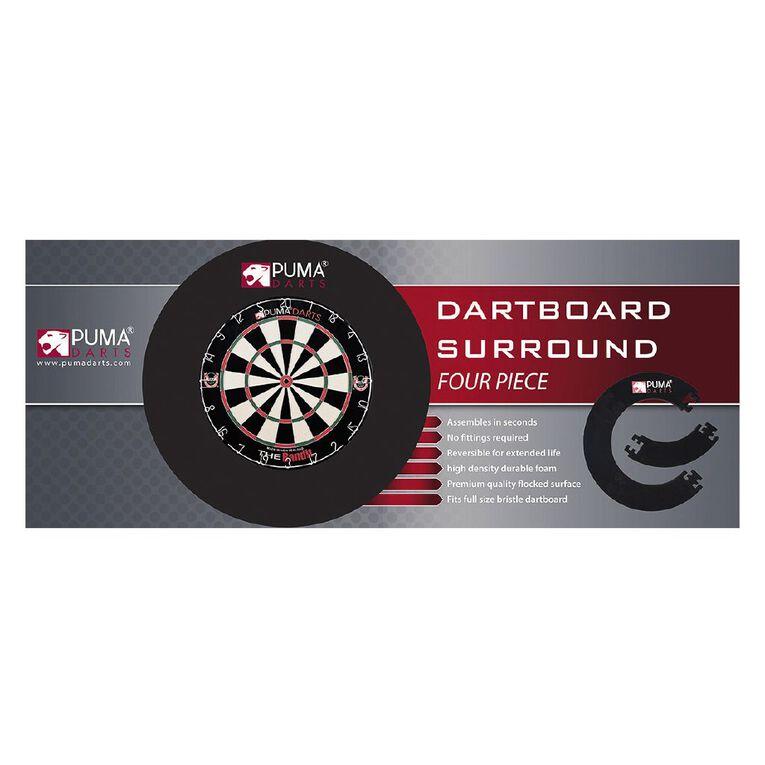 Puma Darts Dartboard Surround 4 Piece, , hi-res