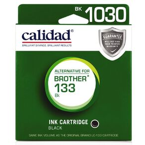 Calidad Brother Ink LC133BK