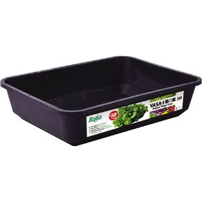 Baba Super Vegetable Tray Black