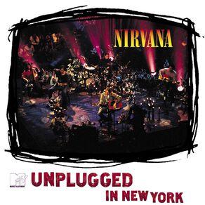 MTV Unplugged in New York Vinyl by Nirvana 1Record