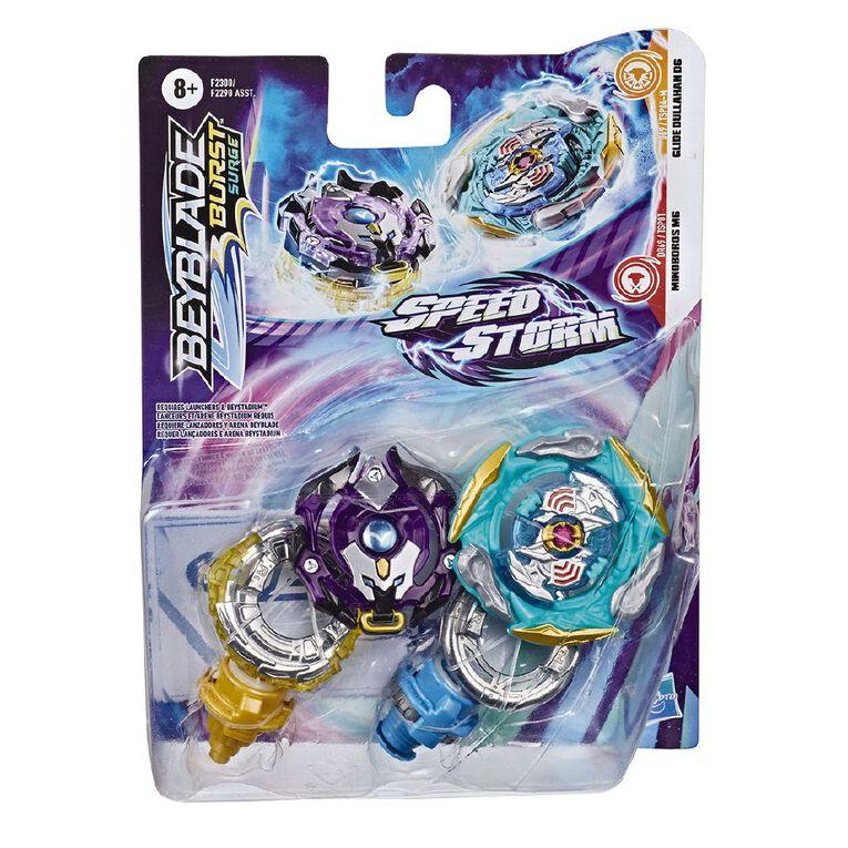 Beyblade Speedstorm Dual Pack Assorted, , hi-res