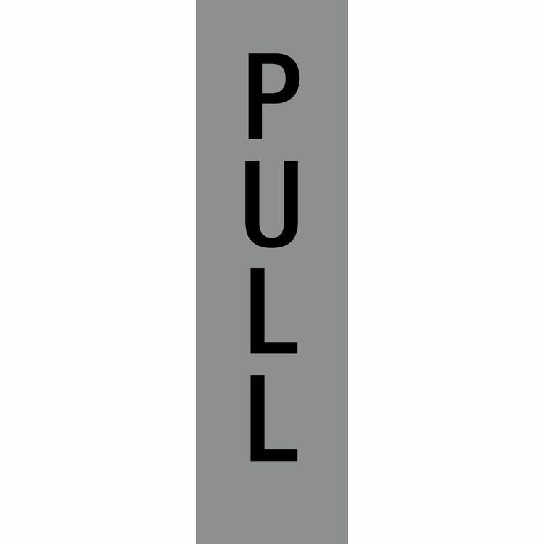 APLI Self Adhesive Pull Silver, , hi-res image number null