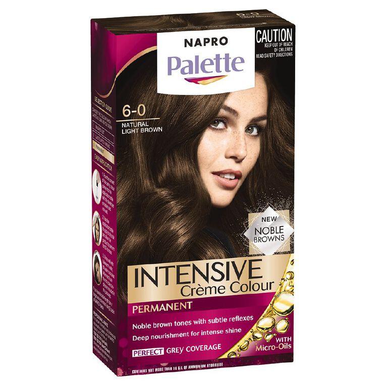 Napro Palette 6-0 Natural Light Brown, , hi-res