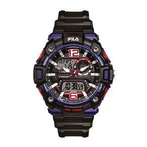 Fila Analogue Digital 10ATM Water Resistant Watch 38-189-001