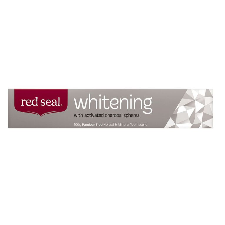 Red Seal Whitening Toothpaste 100g, , hi-res