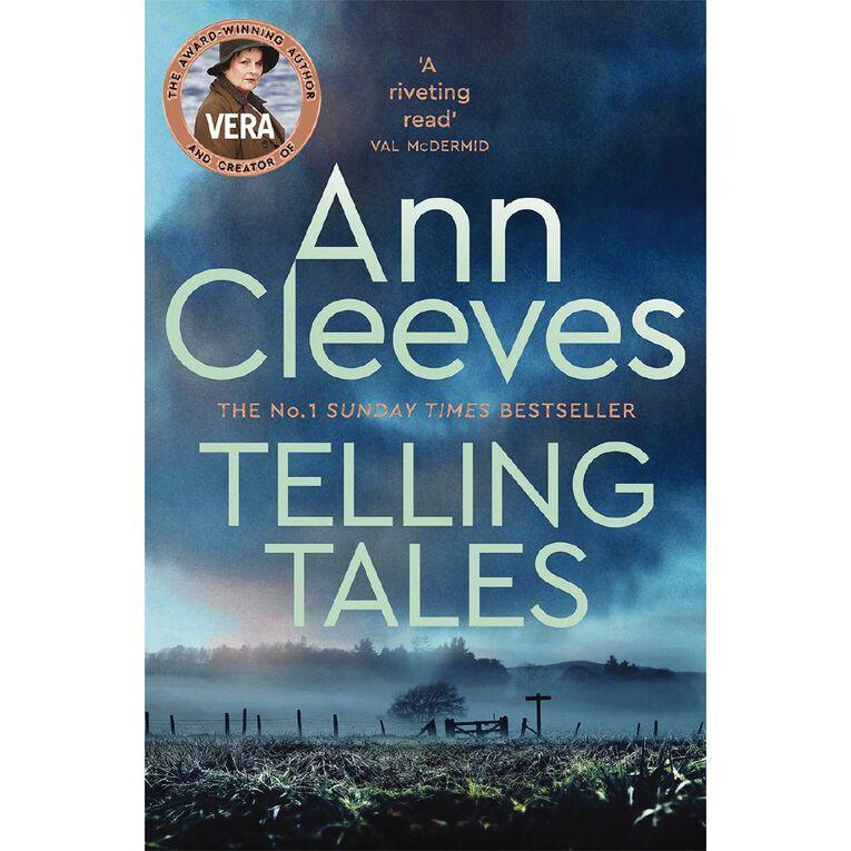 Telling Tales by Ann Cleeves, , hi-res