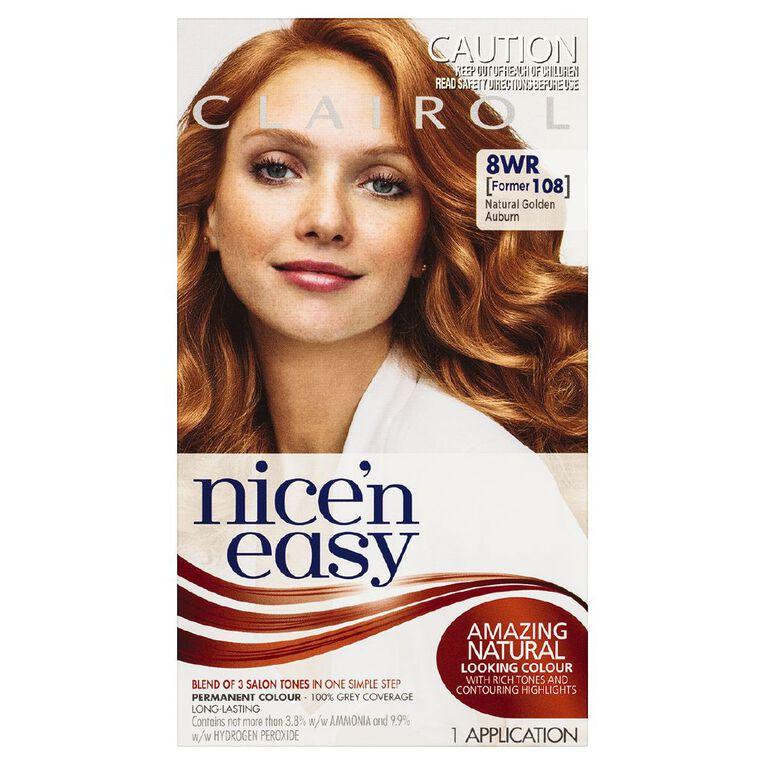 Nice 'n Easy Natural Golden Auburn 8WR (former 108), , hi-res