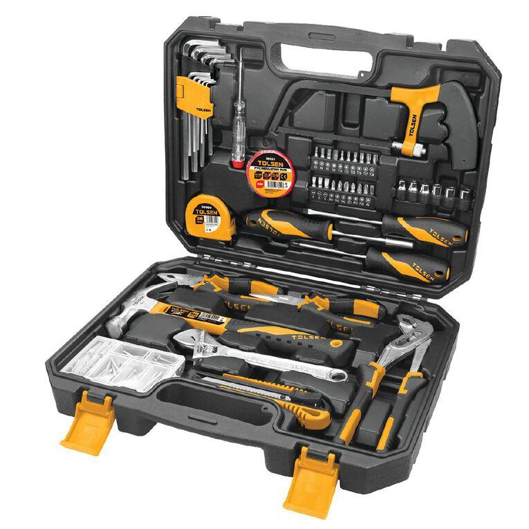Tolsen Tool Set 119 Piece, , hi-res