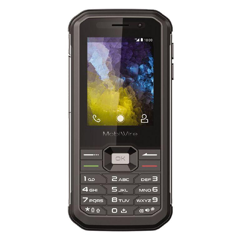 Vodafone Mobiwire Ogima 4GB 4G Locked SIM  Bundle Black, , hi-res