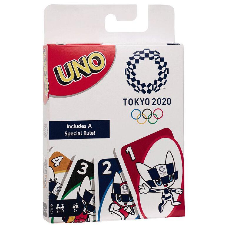 UNO Olympics, , hi-res