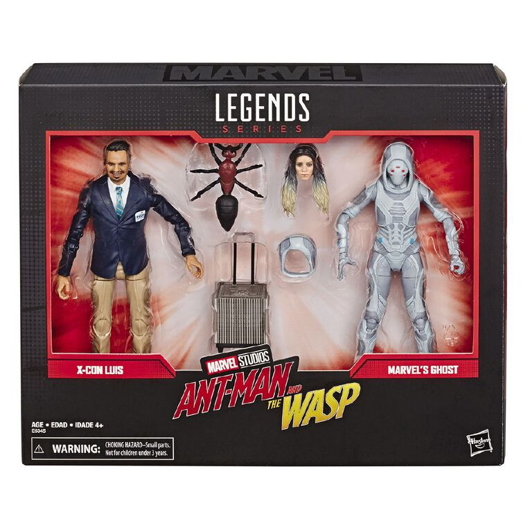 Marvel Legends 80th Anniversary X-Con Luis and Marvel's Ghost Set, , hi-res image number null