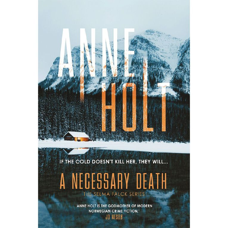 A Necessary Death by Anne Holt, , hi-res