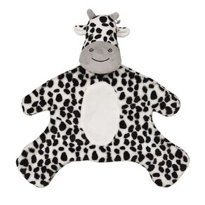 Babywise Cow Blanket Toy