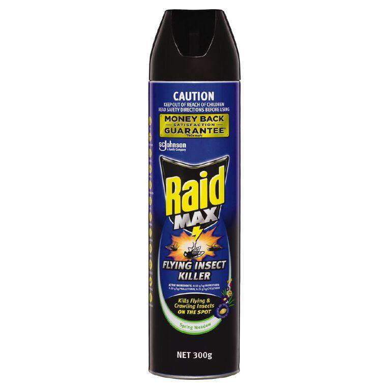 Raid Max Flying Insect Killer 300g, , hi-res