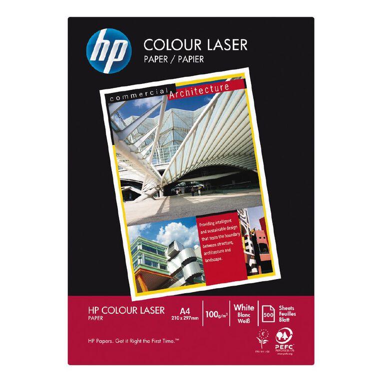 HP Colour Choice 100gsm 500 Pack FSC Colorlok, , hi-res