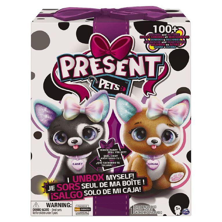 Present Pets Rainbow Glitter, , hi-res