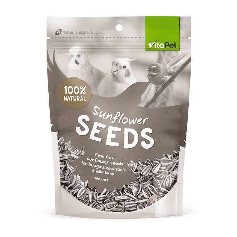Vitapet Sunflower Seed 300g, , hi-res