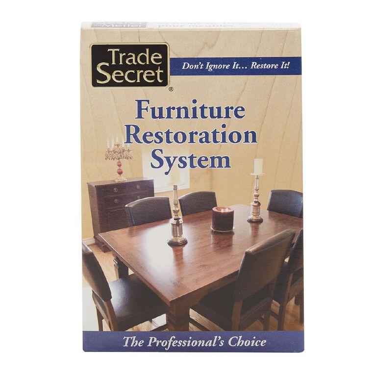 As Seen On TV Trade Secret Furniture Restoration Full Kit, , hi-res