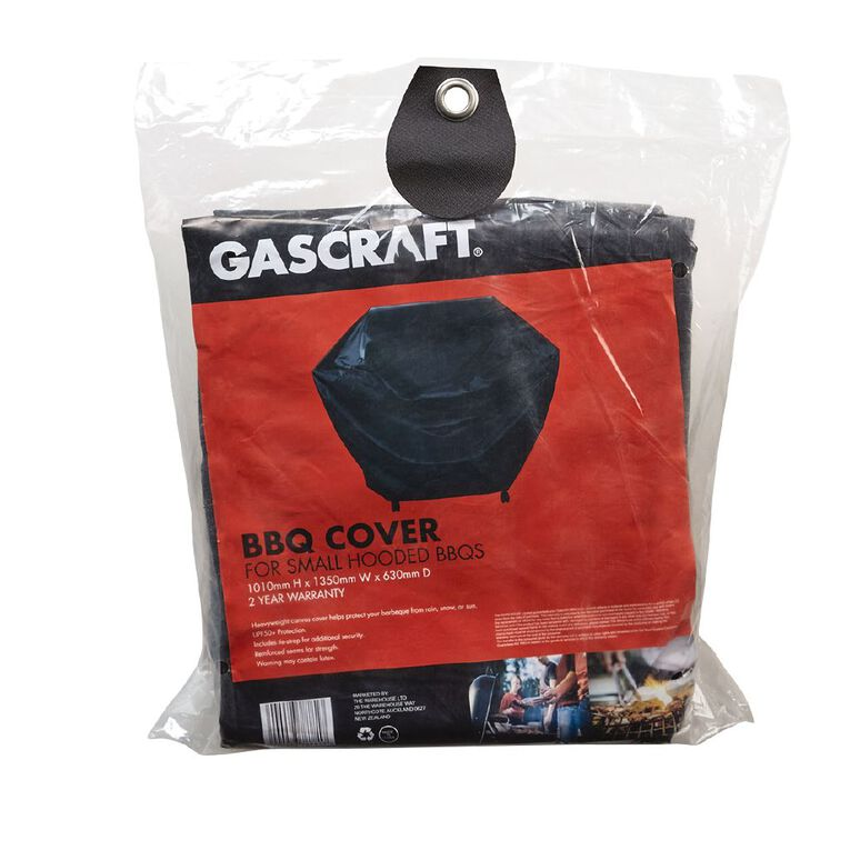 Gascraft BBQ Cover Hooded Small, , hi-res