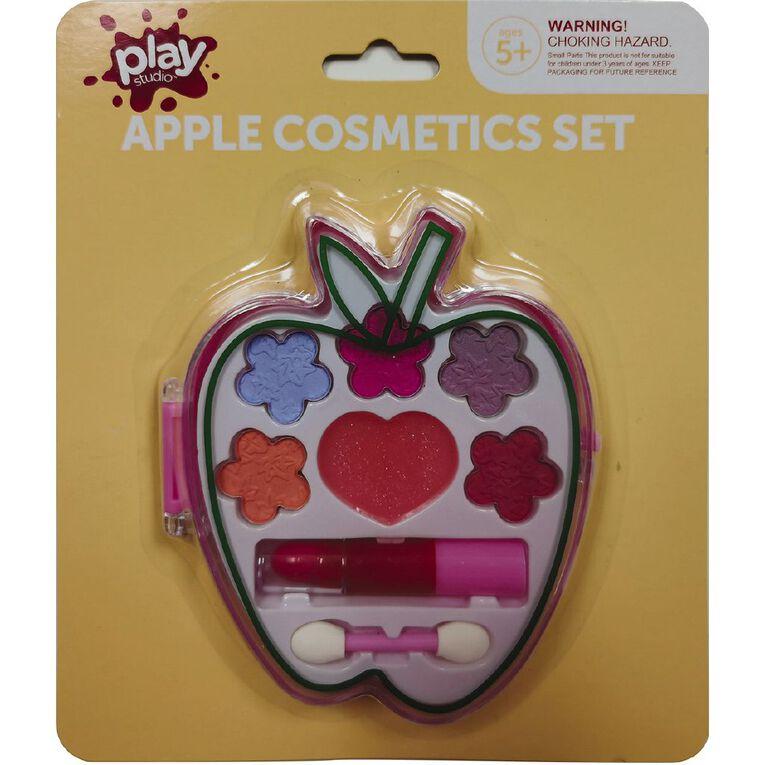 Play Studio Apple Cosmetic Set, , hi-res