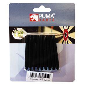 Puma Darts Dart Shaft Multipack Assorted Colours Assorted 3 Pack