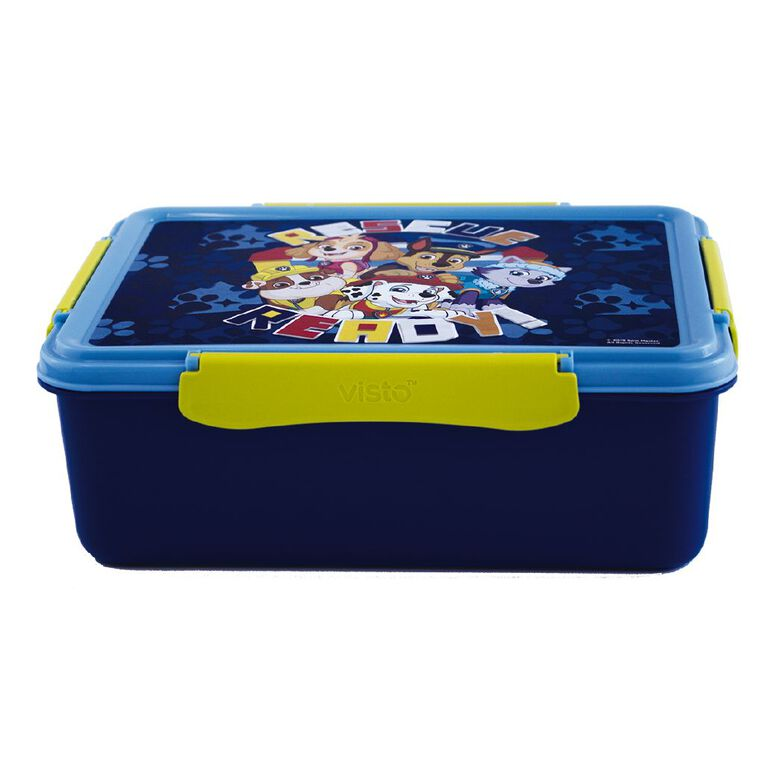 Paw Patrol Visto Fresh Lunch Box Blue 2.3L, , hi-res