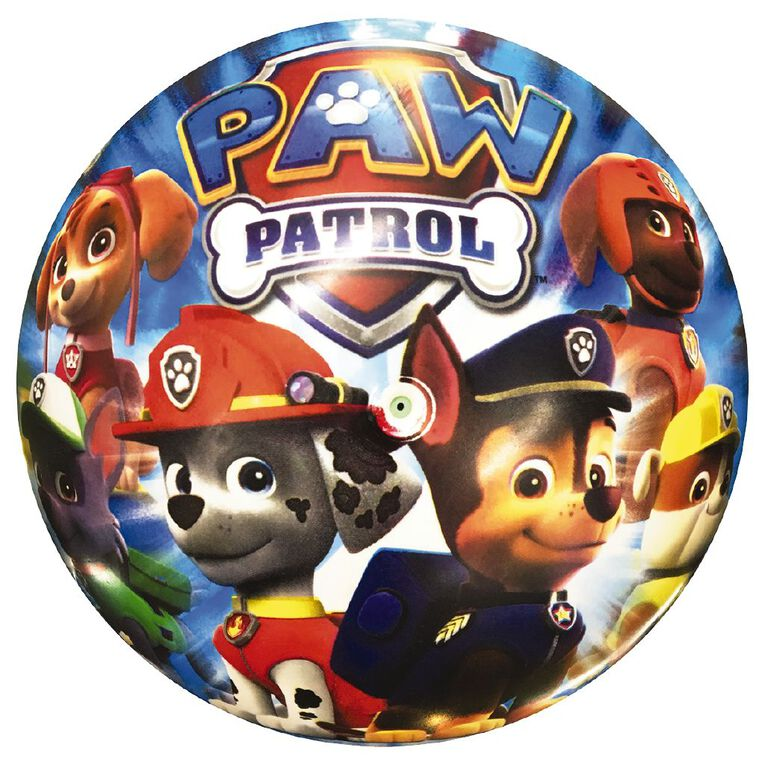 Paw Patrol 23cm Play Ball, , hi-res