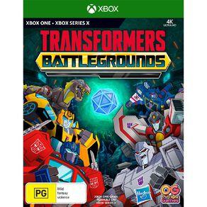 XboxOne Transformers: Battle Grounds