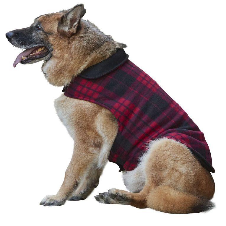 Petzone Pet Red Jacket XXXL, , hi-res