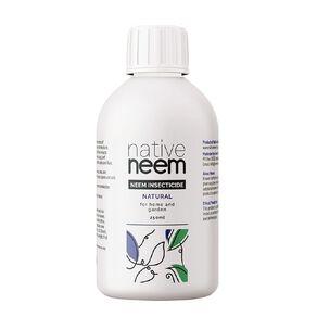 Native Neem Organic Neem Insecticide 250ml