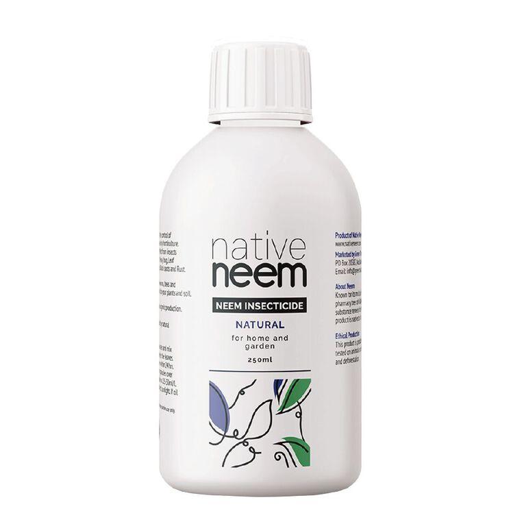 Native Neem Organic Neem Insecticide 250ml, , hi-res