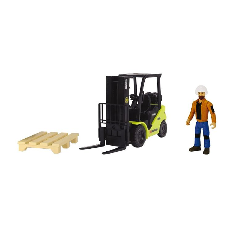 Dickie Forklift Set, , hi-res