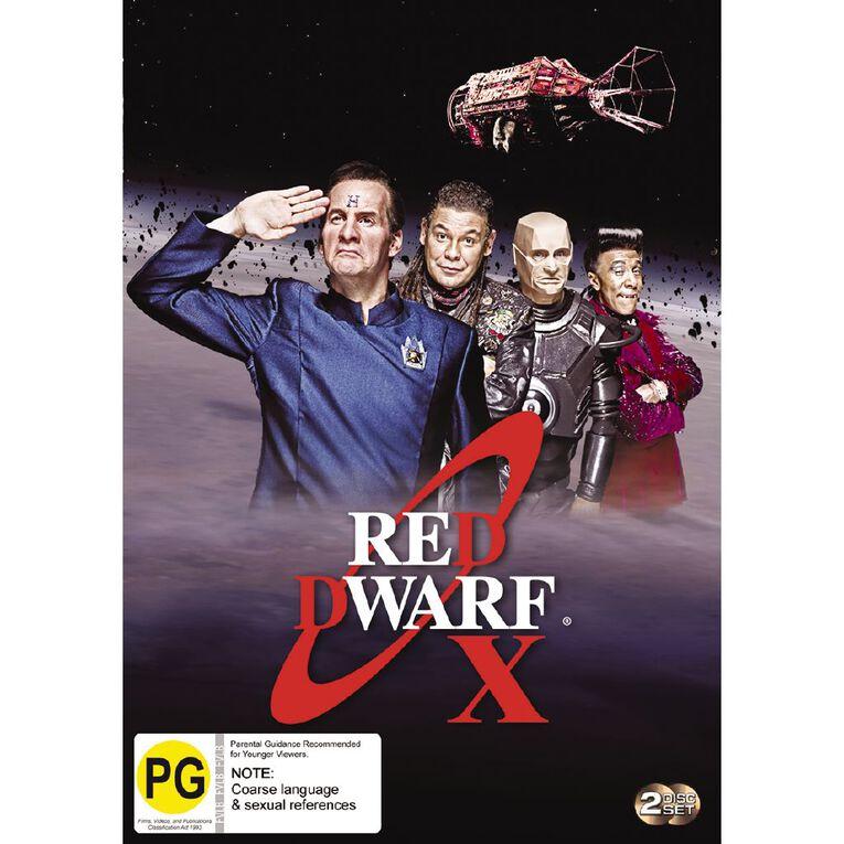 Red Dwarf Season 10 DVD 2Disc, , hi-res