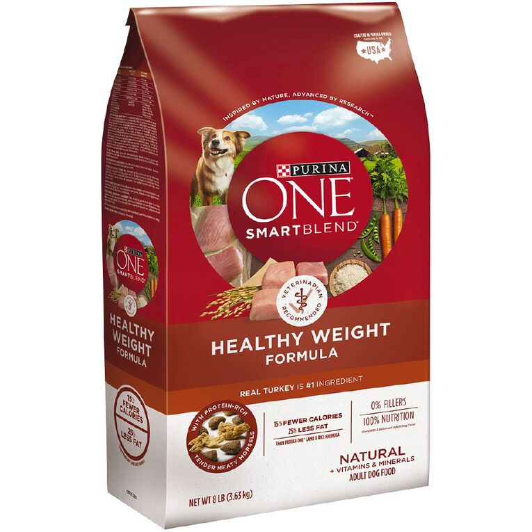Purina ONE Dog Healthy Weight Management 3.63kg, , hi-res